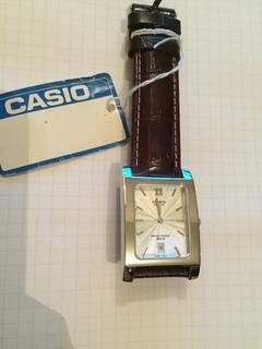 Лот 0075 Новые мужские часы Casio (оригинал) BEM-100L-7AVEF