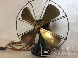 Вентилятор AEG GB1 с 1908г.
