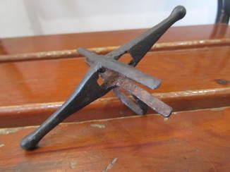 Гарда с палюхом   16-17 век