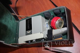 Кинокамера Аврора супер 2х8
