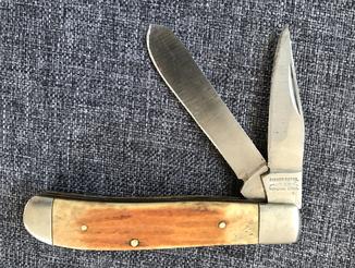Складной нож Parker Япония.