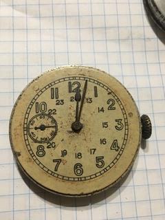 Часы Москва 1940г.