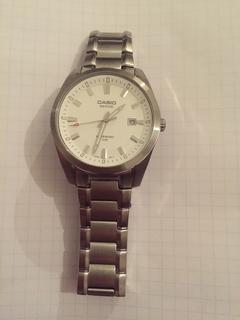 Лот 0080 Новые мужские часы Casio (оригинал) BEM-116