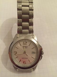 Лот 0081 Новые мужские часы Casio (оригинал) MTP-1215