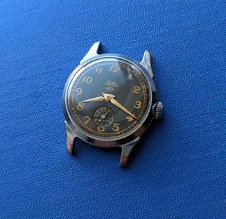 Часы Нева пчз '57 года