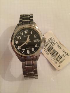Лот 0087 Новые женские часы Casio (оригинал) LTP-1308D-1BVDF
