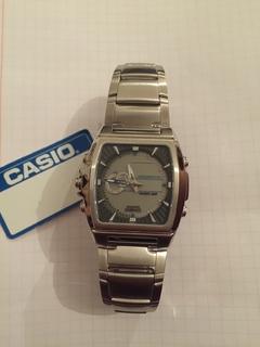 Лот 0079 Новые мужские часы Casio (оригинал) EFA-120D-7AVEF