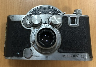 Фотоаппарат MERCURY 2 made in USA