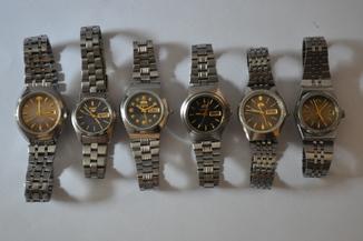 Часы женские ORIENT 5 шт. и SEIKO