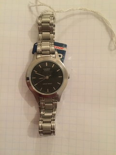 Лот 0089 Новые женские часы Casio (оригинал) LTP-1128