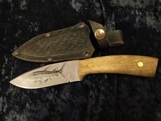 Нож Кизляр акула