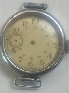 Часы гчз наручные (москва) под востонавление