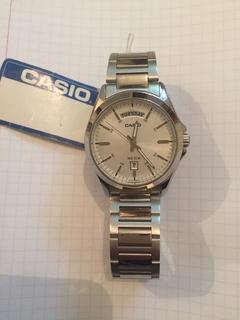 Лот 0091 Новые мужские часы Casio (оригинал) MTP—1370D-7A1VDF