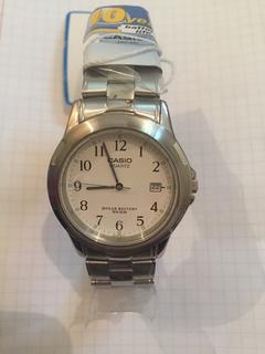 Лот 0095 Новые мужские часы Casio (оригинал) MTP—1219A-7BVEF
