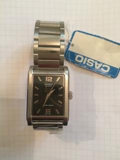 Лот 0103 Новые мужские часы Casio (оригинал) MTP-1235D-1ADF