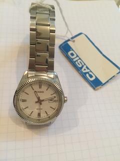 Лот 0106 Новые женские часы Casio (оригинал) LTP-1302D-7A1VDF