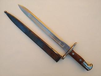 Штык-нож образца 1899 (1911) Waffenfabrik Neuhausen Швейцария