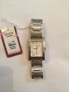 Лот 0110 Новые мужские часы Casio (оригинал) BEM-100D-7A3VDF