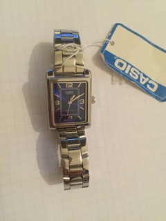 Лот 0114 Новые женские часы Casio (оригинал) LTP-1234D-2AE