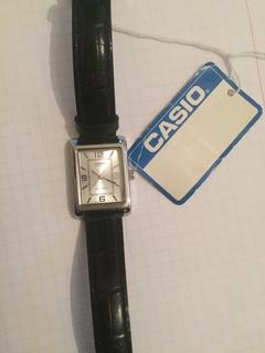 Лот 0115 Новые женские часы Casio (оригинал) LTP-1234L-7AEF