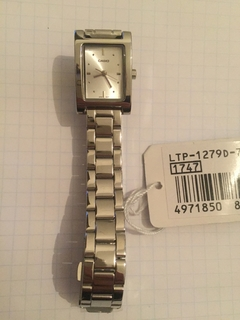 Лот 0116 Новые женские часы Casio (оригинал) LTP-1279D-7AEF