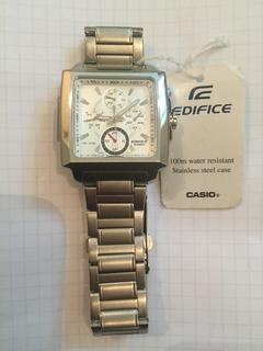 Лот 0100 Новые мужские часы Casio (оригинал) EF-324D-7AVDF