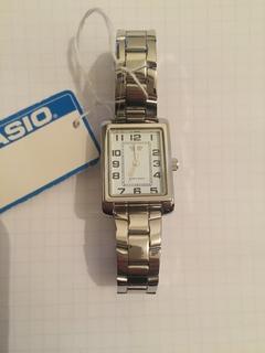 Лот 0119 Новые женские часы Casio (оригинал) LTP-1234D-7BEF