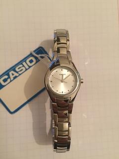 Лот 0120 Новые женские часы Casio (оригинал) LTP-1277D-7AEF