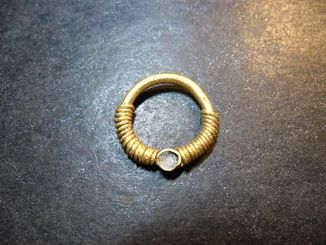 Височное кольцо чк