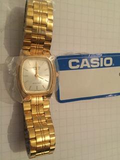 Лот 0121 Новые женские часы Casio (оригинал) LTP-1169N-7ARDF