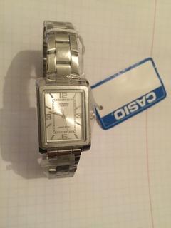 Лот 0123 Новые женские часы Casio (оригинал) LTP-1234D-7AEF