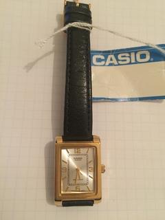 Лот 0127 Новые женские часы Casio (оригинал) LTP-1234GL-7AEF