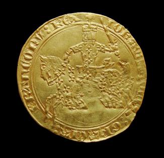 Конный франк