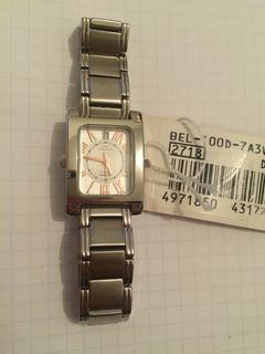 Лот 0131 Новые женские часы Casio (оригинал) BEL-100D-7A3VDF