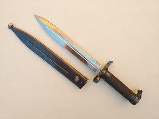 Штык-нож образца 1896 года.  Карл Густав. Швеция.