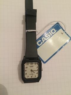 Лот 0134 Новые женские часы Casio (оригинал) LQ-142-7BDF
