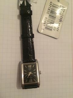 Лот 0136 Новые женские часы Casio (оригинал) LTP-1235L-1AEF