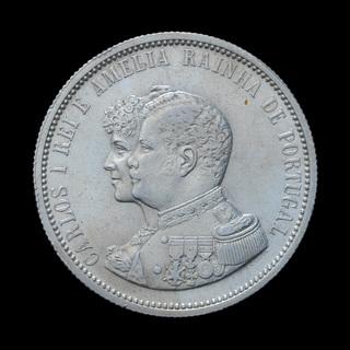 1000 Эскудо 1898 400 Лет Открытия Индии, Португалия