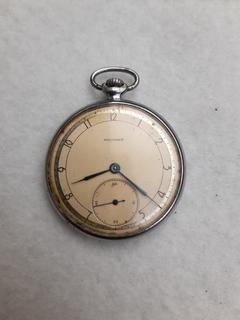 Карманные Часы Молния Тонкие 3-51 Рабочие