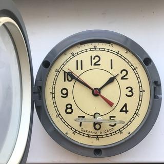 Корабельные часы 1967 год
