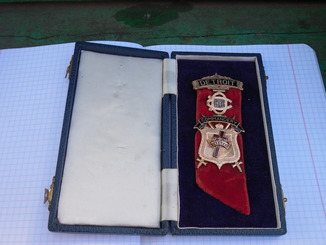 Орден рыцарей храма командорство г. Детроит №1 Начало ХХ века