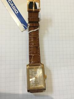 Лот 0146 Новые женские часы Casio (оригинал) LTP-1234PGL-7AEF
