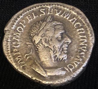 Денарий, Макрин,RIC IV Macrinus 60