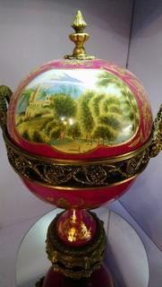 Реплика копия, вазы севрской мануфактуры