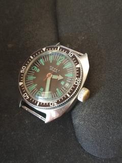 Часы полет амфибия