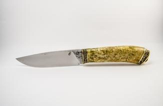 Нож Бычак Сталь Х12МФ Ручная работа
