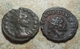 Два Клавдій ІІ Готський