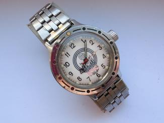 Часы Амфибия 100 Лет НТЗ