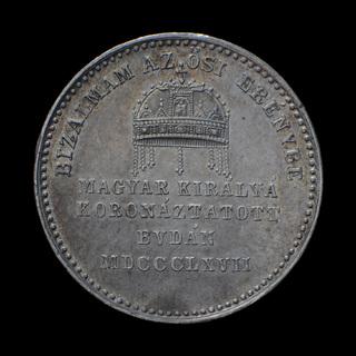 Коронация Франца Иосифа на Венгерский Престол 1868, Австро-Венгрия