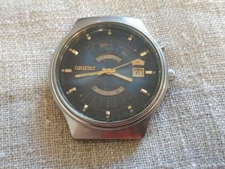 Часы ORIENT COLLEGE. Ориент Колледж. Япония. Оригинал, автоподзавод, на ходу.